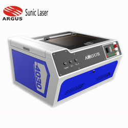 Mini Grabadora Láser de Alta Velocidad de 2000mm/s de la Madera de Corte CNC de Mármol de Puzzle Photo Grabador Láser 3D