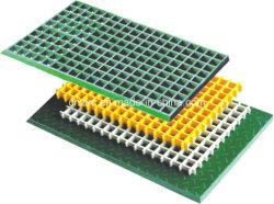 GRP de fibra de plástico reforçado com fibra de sarjetas Carga Alta Batedor