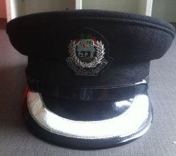 قبعة الشرطة المسلحة/الشرطة من غطاء موحد