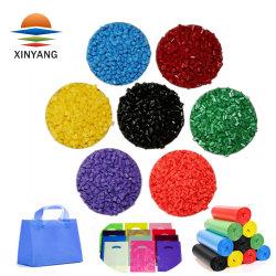 Forte concentration de la stabilité des couleurs Aucune décoloration PEHD masterbatch pour la couleur en plastique de couleur
