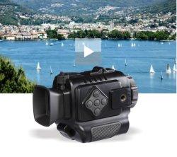 De Jacht van de Functie van de camera of de Veiligheid die van het Huis Infrarode Monocular van de Visie van de Nacht met behulp van