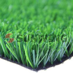 Una buena calidad de hierba artificial de béisbol