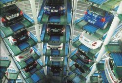نظام إيقاف السيارات الذكي Intelligent Auto Huaxing بنظام برج من 6 إلى 35 مستوى