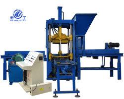 máquina para fabricação de tijolos de Rosto / máquina para fabricação de tijolos de cinzas volantes
