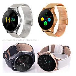 防水方法BluetoothのギフトK88hのためのスマートな腕時計の電話
