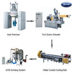 Ligne de Machines de revêtement d'alimentation Yuanli en Chine