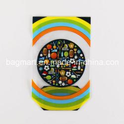O Natal Cany Square saco inferior, Transparente BOPP Dom plástico bag