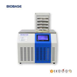 Biobase 탁상 소형 작은 실험실 약제 동결 건조기 냉동 건조기 건조용 기계 벤치 상단 (냉동 건조기) 진공 동결 건조기