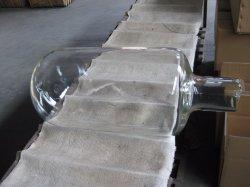 أدوات زجاجية منفوخة من العمال