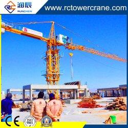 5013-5/MC85 l'escalade intérieur et voyager/Self Erectiong hammer head/Topkit grue à tour avec la CE et SGS Certificat pour la construction