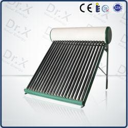 acier inoxydable du meilleur prix bobine de cuivre tube de dépression Geyser solaire