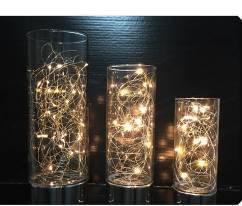 2016 neues LED Zeichenkette-Licht mit Belüftung-Deckel, Saisonlicht