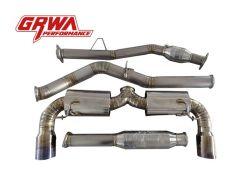 Титан системы выпуска отработавших газов с передней части трубы для Subaru Brz Toyota