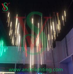 Водонепроницаемый светодиодный индикатор метеоров Starfall лампа для украшения дерева