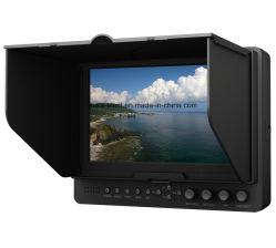 "7 "" camera-Top LED Monitor voor DSLR & Full HD Camcorder"