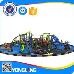 Centro de juegos infantil al aire libre equipos de gimnasio (YL-D038)