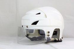 Mascherina del casco del giocatore di hokey del ghiaccio pp