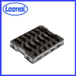 ESD 플라스틱 포장 전자 제품용 플라스틱 클램쉘 블리스터