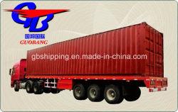 Pour les conteneurs de camionnage