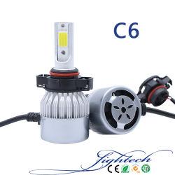 Projector Lens Motorfiets Body Part LED Koplamp 5202 met C6 Auto LED Light voor Auto Lamp