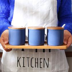 Керамической посудой кувшин блендера установлен керамические Spice кувшин блендера установлен