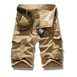 Personalizar el algodón de la carga de la moda de alta calidad para los hombres corto