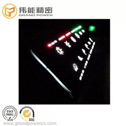 Силиконовые клавиатуры силиконовой клавиатурой Пользовательского ID дизайн светодиодная подсветка LED