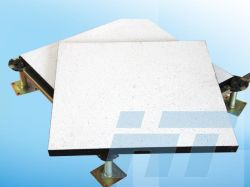 HPL antistatischer angehobener Fußboden (Woodcore)