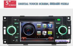 Усилитель проигрыватель стерео для Chrysler Dodge Jeep 300c Satnav Headunit Autoradio GPS