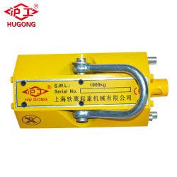 Runder Stahlgebrauch-anhebender Magnet-permanenter magnetischer Heber