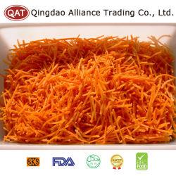 La nouvelle récolte les bandes de carotte congelé avec une haute qualité