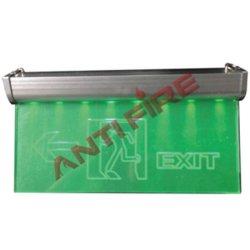 Segni dell'uscita di sicurezza, strumentazione Xhl-20002-1 di lotta antincendio