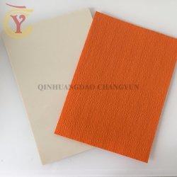 Haute brillance en fibre de verre plat lisse de PRF pour RV de la peau de porte