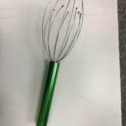 전기 소형 머릿가죽 헤드 마사지 기계