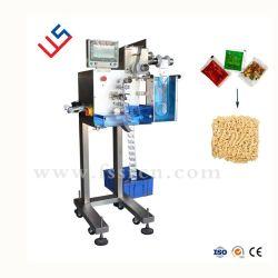 Automatische Beutel-Zufuhr-Paket-Hochgeschwindigkeitsmaschinen für sofortige Nudeln