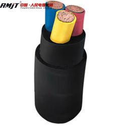 VDE H05s-K силиконового каучука изолированный кабель и провод