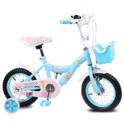 소녀/아이 자전거 아기 신체 단련용 실내 고정 자전거를 위한 Pink Children Bicycle 도매 사랑스러운 공주