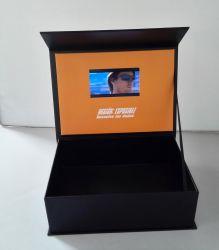 Роскошные фоторамки с ЖК-дисплей бумаги Craft видео брошюра наилучшим подарком роскошные украшения для жены