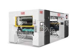 Menos solvente Solventless máquina laminadora de Film la impresión de embalajes flexibles, rollos de papel de aluminio