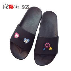 De Meisjes van vrouwen overgieten Schoeisel van de Pantoffels van het Bad van Schoenen Sandals het Snelle Drogende