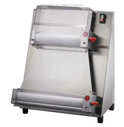 Eléctrico de acero inoxidable del rodillo de masa para pizza