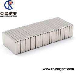 Blocchetto potente eccellente diplomato iso del neodimio del magnete della terra rara magnetico