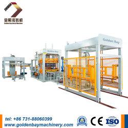 Lista de preços automática multifuncional de máquina de fabrico de blocos de betão bloco oco de cimento concreto da Máquina