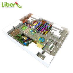 Super Shopping Patio Interior comercial centro de entretenimiento de niños y adultos