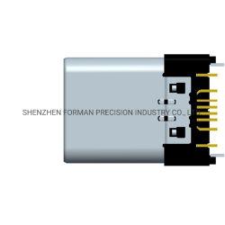 12 contactos tipo C Cable USB conector de accesorios de telefonía móvil