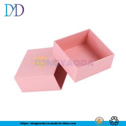 Carte blanche à l'emballage carton papier Emballage exquis Custom Cosmétiques Papier Emballage Snack médecine Emballage