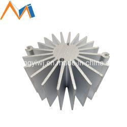LEIDENE van de Verkoop van de fabriek de Uitdrijving Heatsink van het Directe Lichaam van de Lamp/Radiator