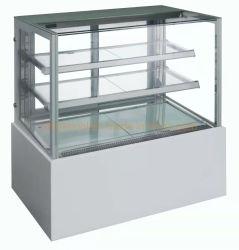 オーストラリアまたはニュージーランドのMepsが付いている熱い販売のステンレス鋼のケーキの表示冷却装置