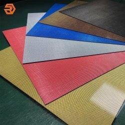 Cor de fibra de carbono para placa fazendo atendimentos da Faca