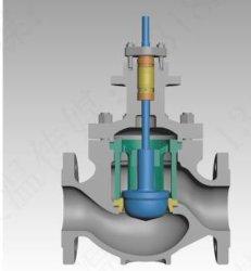 Углеродистая сталь, нержавеющая сталь пневматический, электрическое управление клапана для продажи